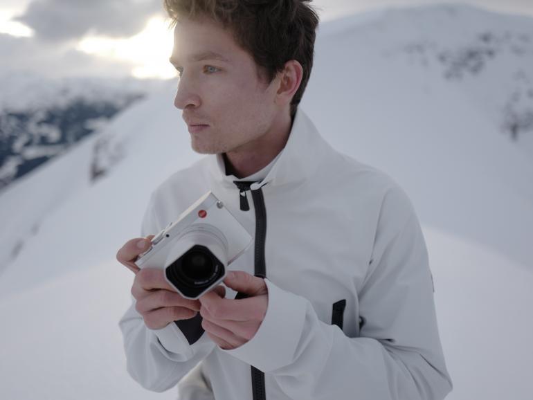 "Leica Q ""Snow"" - limitierte Sonderedition by Iouri Podladtchikov"