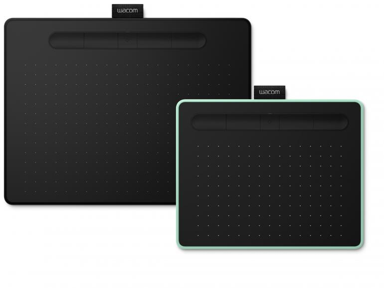 Neue Wacom Intuos-Modelle vorgestellt