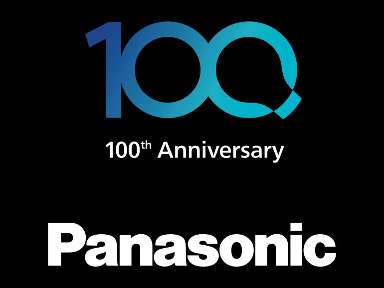 Wir gratulieren: 100 Jahre Panasonic!