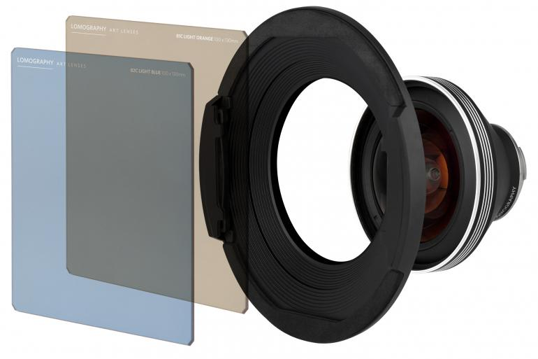 Lomography präsentiert die Naiad 3.8/15 Art Lens