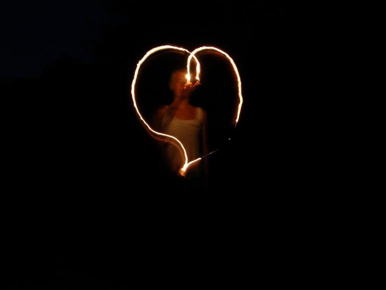 Foto-Basics: kreative Lichtmalerei