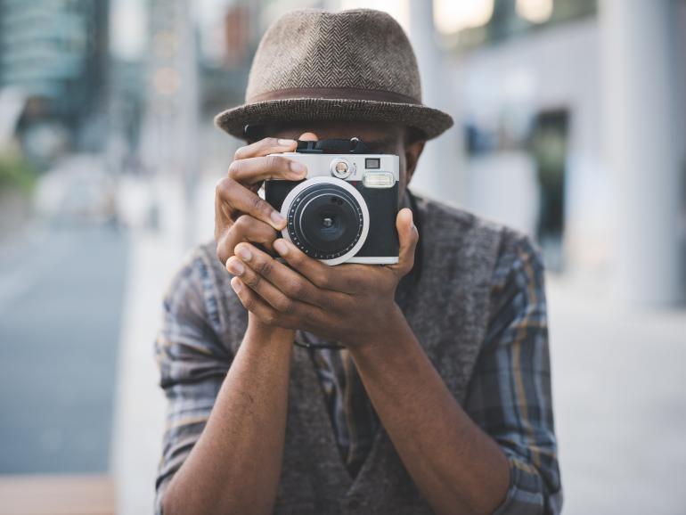Foto-Basics: Porträt eines Fremden