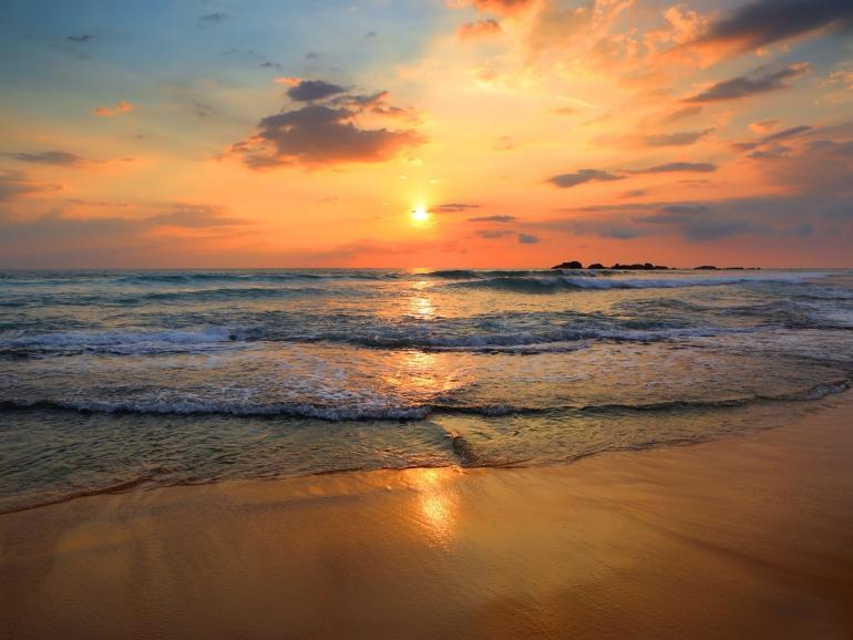 Foto-Basics: magischer Sonnenuntergang