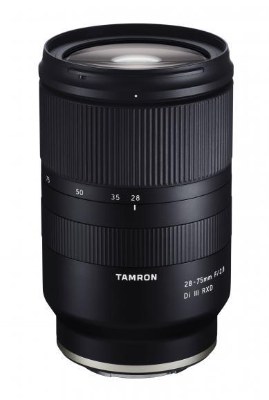 Tamron 28-75mm F/2.8 Di III RXD: Verkaufsstart bekanntgegeben