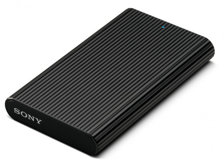 Neue Sony SSDs - großer Speicher im kompakten Format