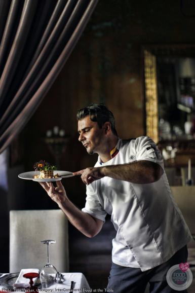 Gewinner Kategorie: InterContinental Food at the Table
