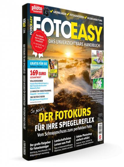 Die neue FotoEASY - so wertvoll wie ein Buch!