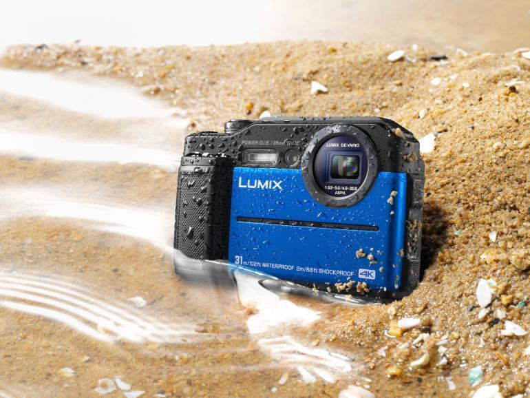 Neues Toughkamera-Topmodell von Panasonic