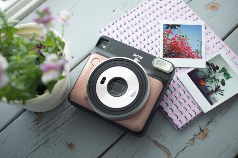 Fujifilm SQ6: Schick für jeden Tag