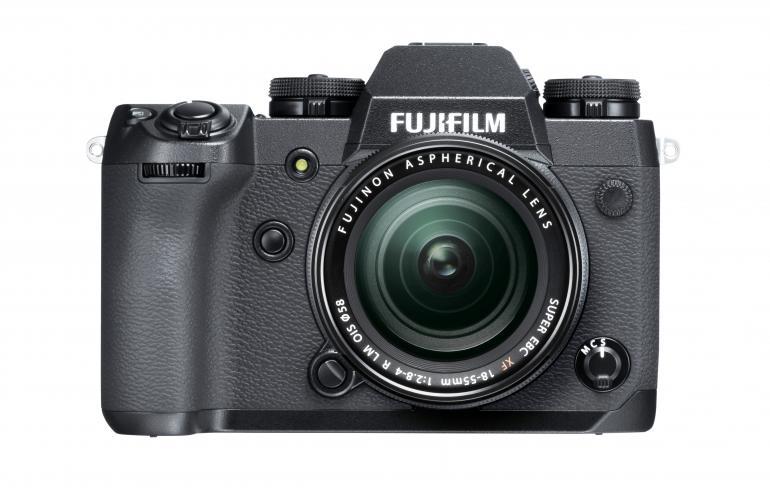 Bildstabilisator inklusive: Fujifilm X-H1 im Praxis- und Labortest