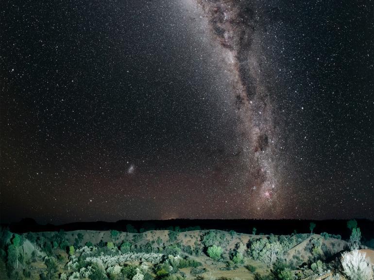 Astroaufnahmen auf großer Leinwand: Sternenjäger - Abenteuer Nachthimmel
