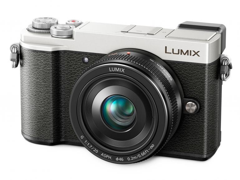 Super für die Stadt: Dank ihrer Kompaktheit lassen sich mit der Lumix GX9 schnell und unauffällig Schnappschüsse aufnehmen.