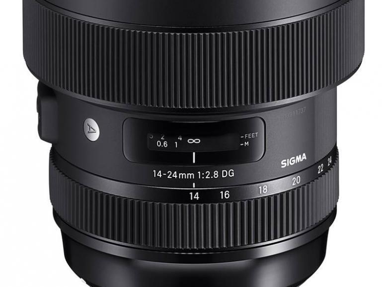 Weiter Winkel: Sigma 14-24mm F2,8 DG HSM | Art