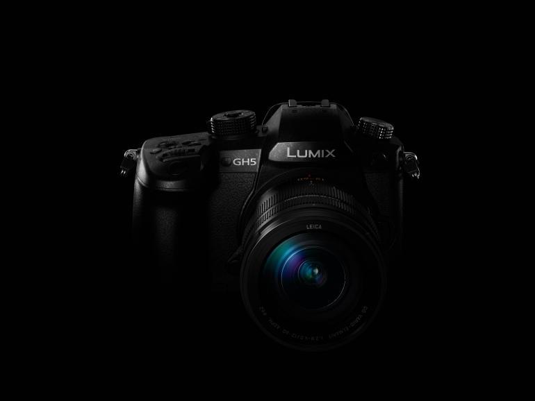 Neue Features dank Firmware-Update:  Die Lumix GH5 von Panasonic.