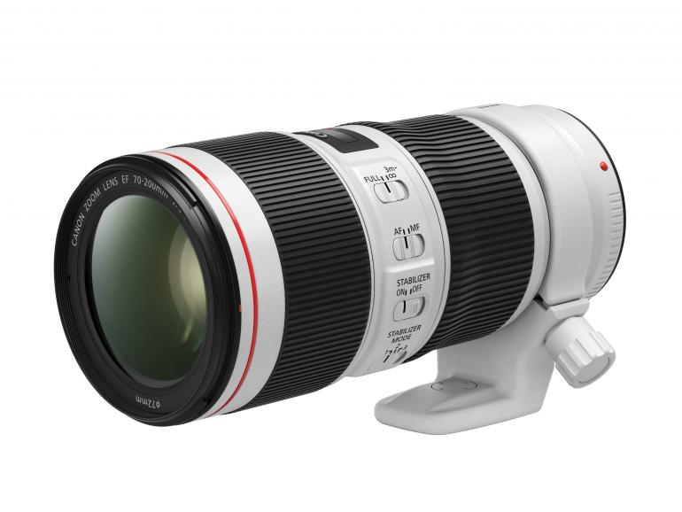 Canon legt zwei Zoom-Klassiker neu auf