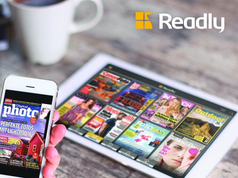 600 Zeitschriften für 3,33 Euro pro Monat
