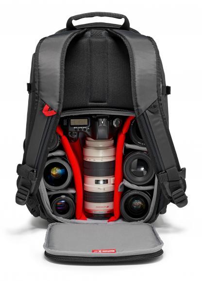 Manfrotto präsentiert: Advanced Befree Kamerarucksack