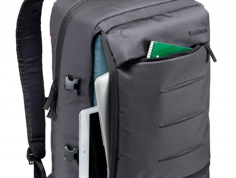 Neue Rucksack und Messenger-Tasche von Manfrotto