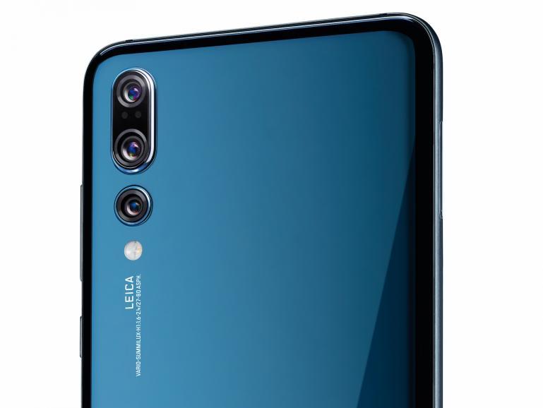 Fotografen-Spielwiese: Das Huawei P20 Pro bietet für ein Smartphone sehr viele Einstellmöglichkeiten.