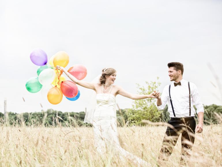Foto-Basics: 5 Tipps für Hochzeitsfotos
