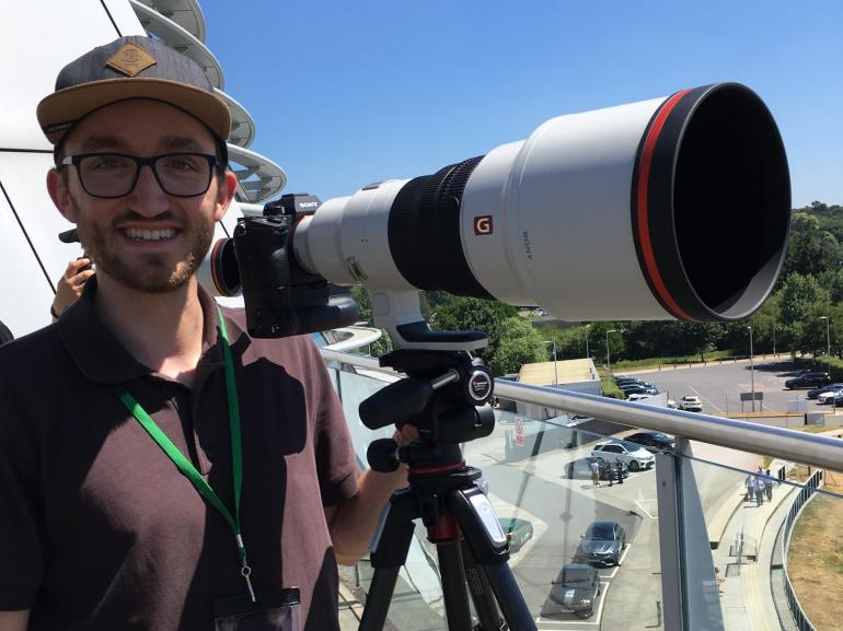 Unser Test- und Technikredakteur Tim Herpers hatte als einer von vier deutschen Journalisten exklusiv die Möglichkeit für DigitalPHOTO das neue Sony 400mm f/2,8 GM OSS zu testen.