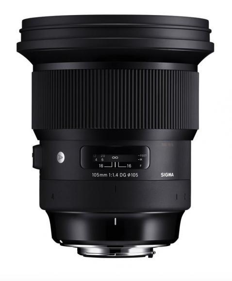 Sigma 105mm F1,4 DG HSM | Art