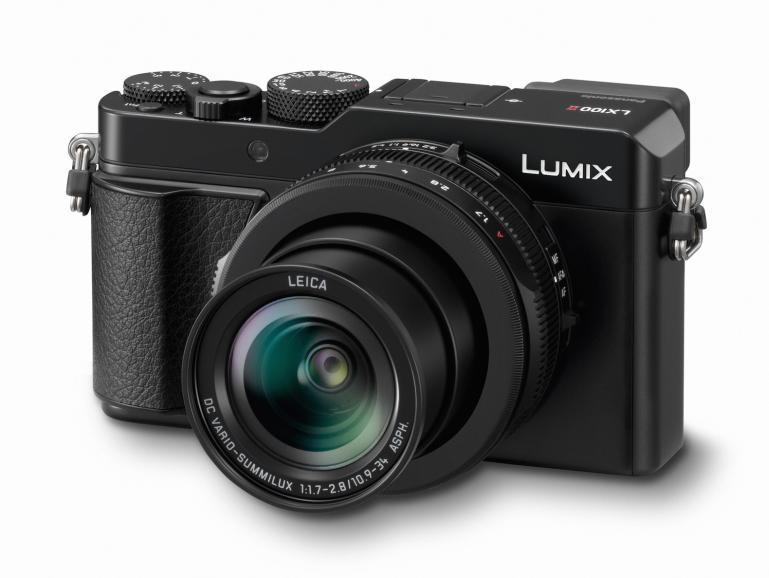 Lumix LX100 II: Neue Edelkompaktkamera von Panasonic vorgestellt