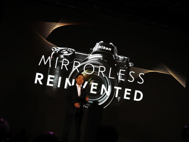 Das neue Nikon Z-System startet mit gleich zwei spiegellosen Kameras