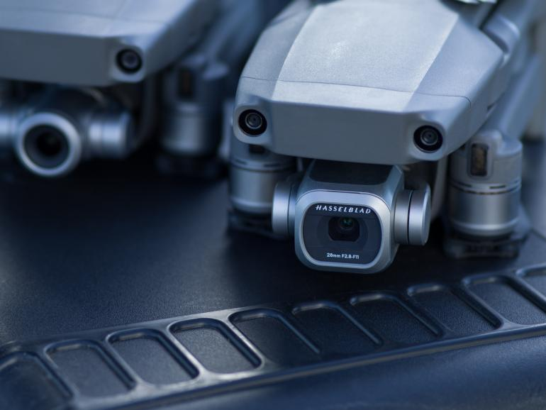 Mavic 2 Pro und Zoom: DJI stellt 2 neue Kameradrohnen vor