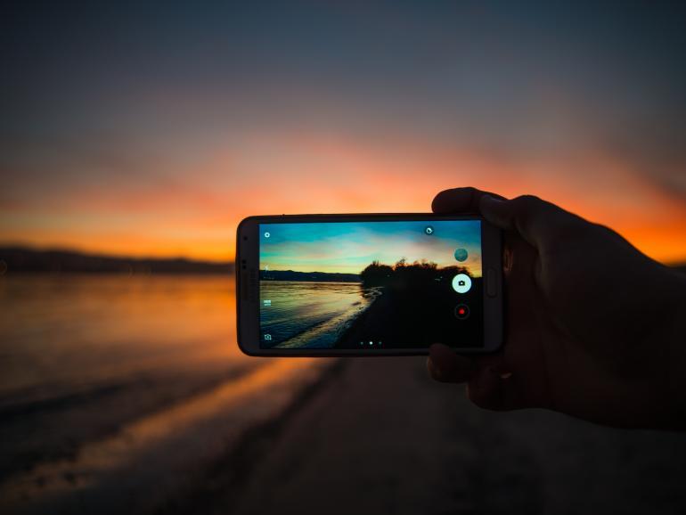 Foto-Basics: scharfe Fotos mit dem Smartphone