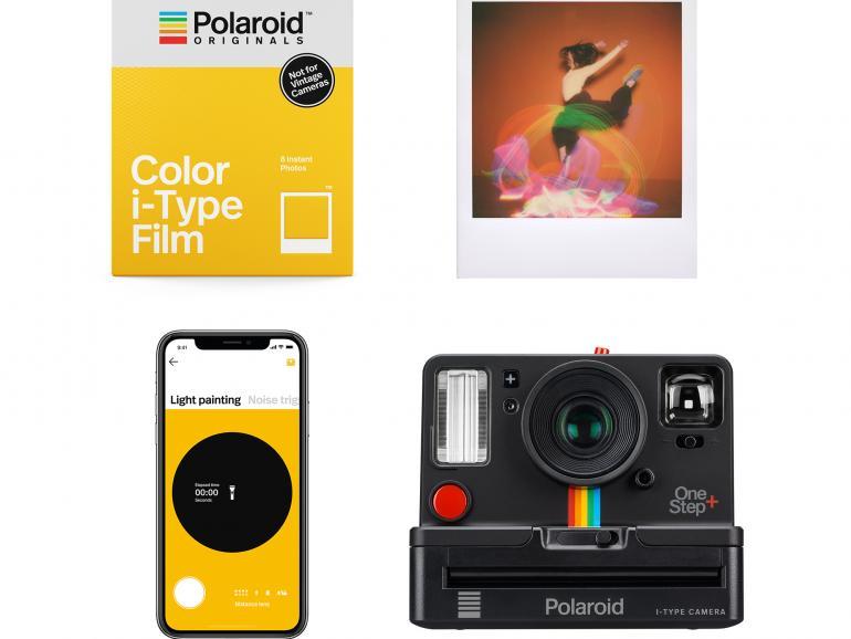 OneStep+ und Mint-Reihe: Polaroid stellt neue Sofortbildkameras und Drucker vor