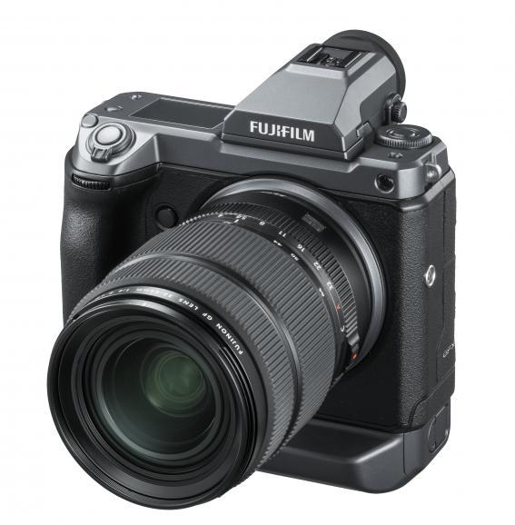 Derzeit entwickelt Fujifilm ein Flagschiffmodell der GFX-Serie mit über 100 Megapixeln.