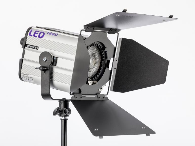 Neue Tageslichtleuchte von Hedler: Profilux LED 1400