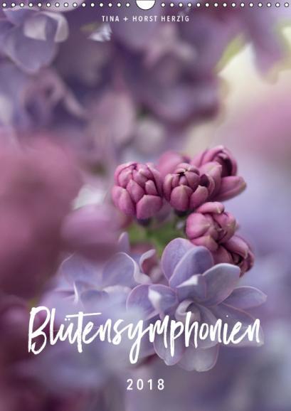 Kalender des Jahres:Blütensymphonienvon Tina und Horst Herzig