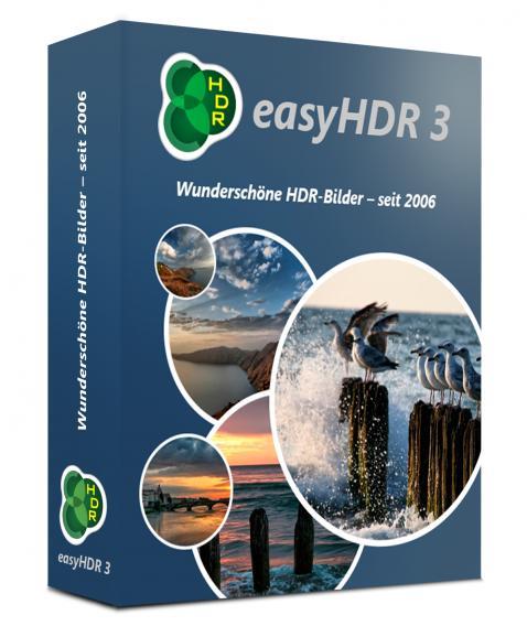 Ab sofort in unserem Shop erhältlich: easyHDR 3