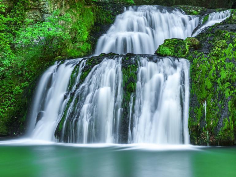 Wasserfälle fotografieren: Foto-Basics