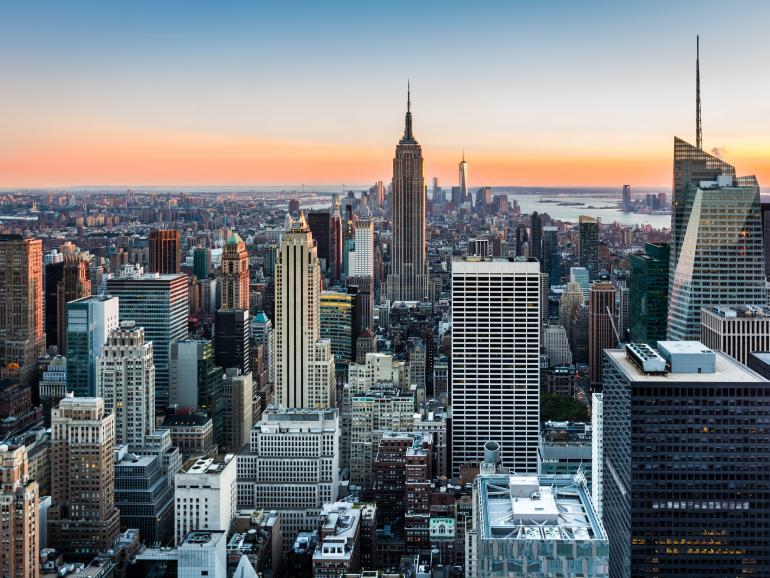 Foto-Basics: Stadtfotos von oben