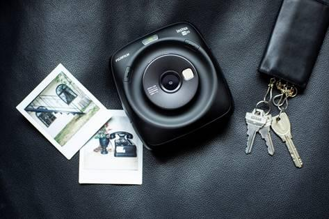 Hybride-Sofortbildkamera: instax Square SQ20