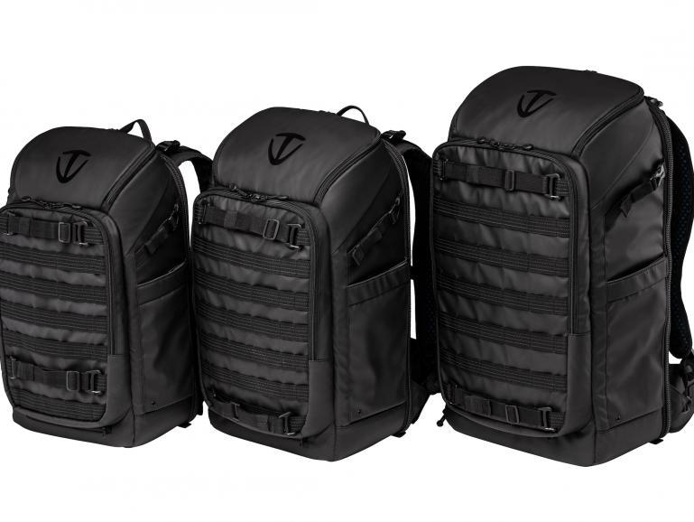 Tenba - Neue Axis Tactical Rucksack-Kollektion erhältlich