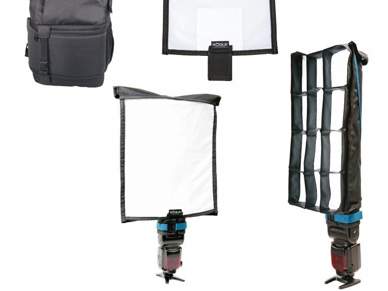 Blitzlicht transformieren: Rogue FlashBender 2 Reflektoren von ExpoImaging