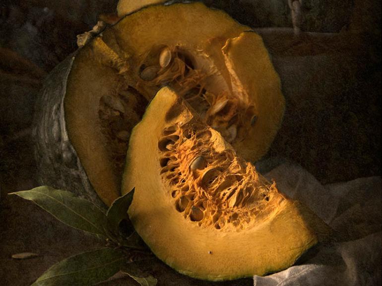 """Platz 1: """"Pumpkin"""""""