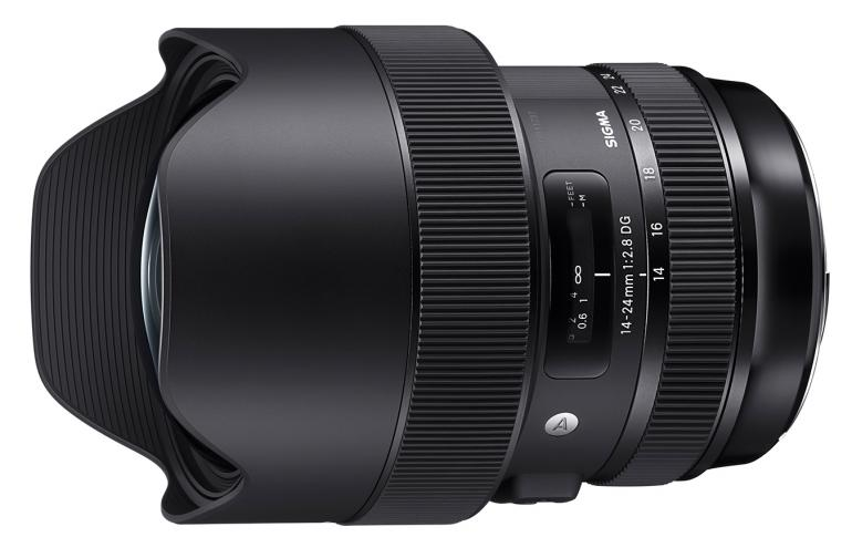 Sigma 14-24mm f/2,8 DG HSM | Art