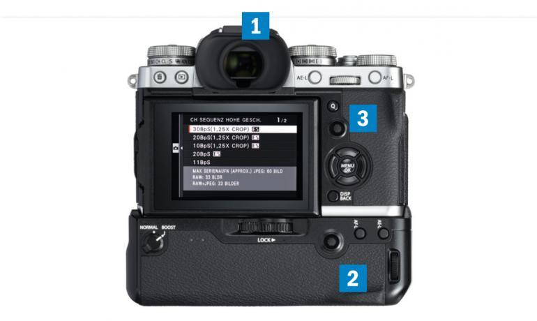 Spiegelloser-Alleskönner: Fujifilm X-T3 im Labor- und Praxistest
