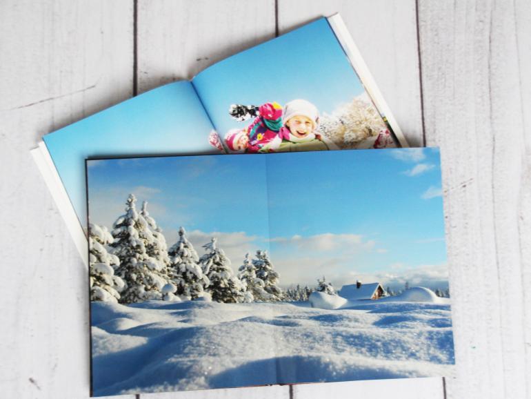 Echtfoto- und Digitaldruck-Fotobücher von Lidl im Test