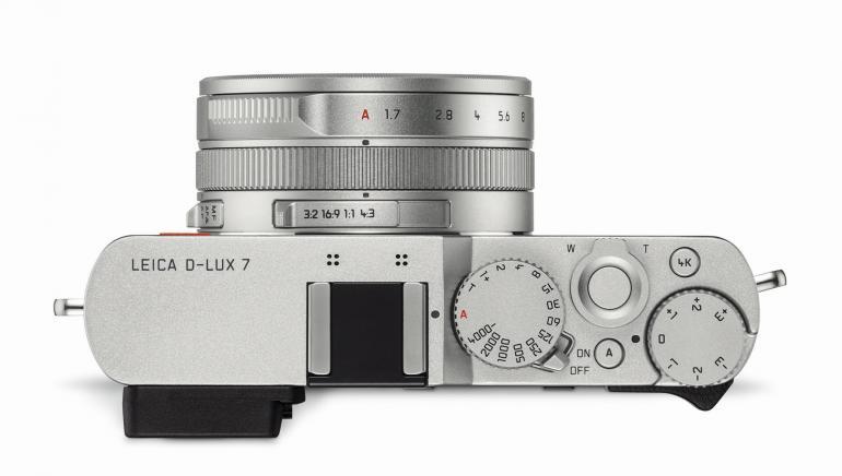 Leica D-Lux 7: Edel-Kompaktkamera mit 4K-Videofunktion
