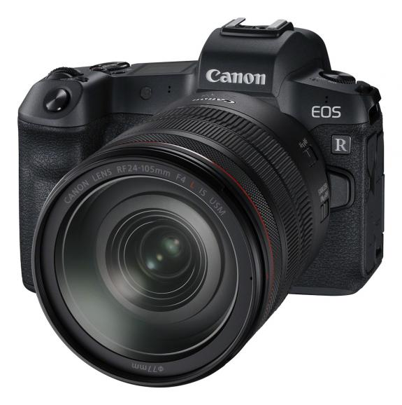 Die EOS R setzt den Standard für leichte, kompakte Vollformatkameras von morgen. Das konfigurierbare Gehäuse aus Magnesiumlegierung bietet maximale Canon-EOS-Leistung.