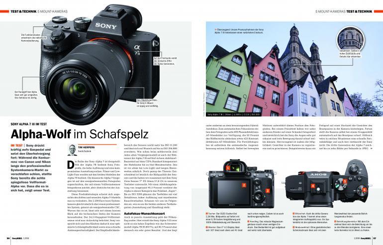 SonyBIBEL 1/2019 – Das Handbuch für Sony Kameras