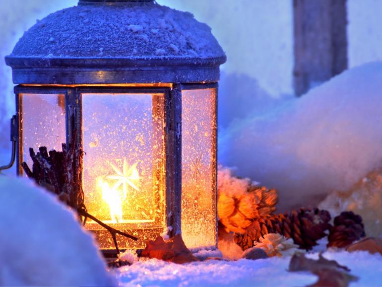 Foto-Basics: winterliche Farbkontraste
