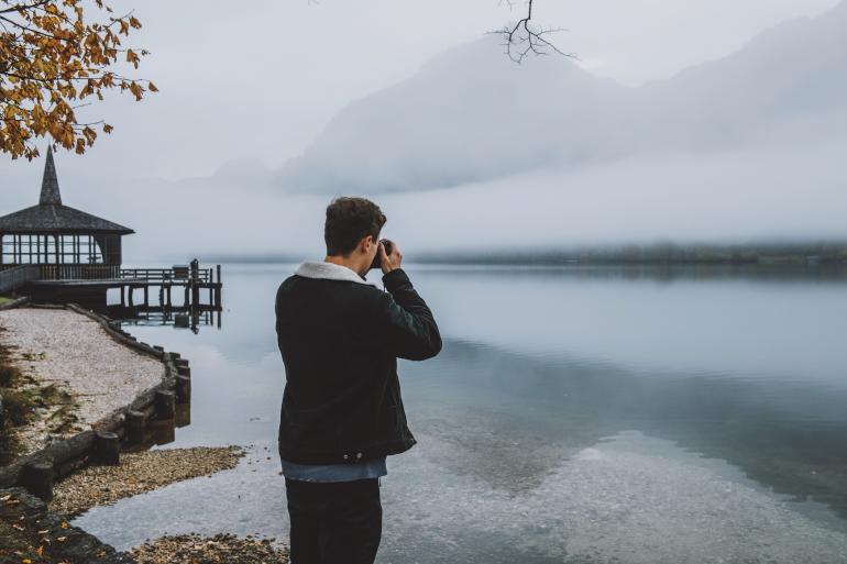 Fotograf Jan Keller war für uns mit drei Nikkor-Objektiven in den österreichischen Alpen unterwegs.
