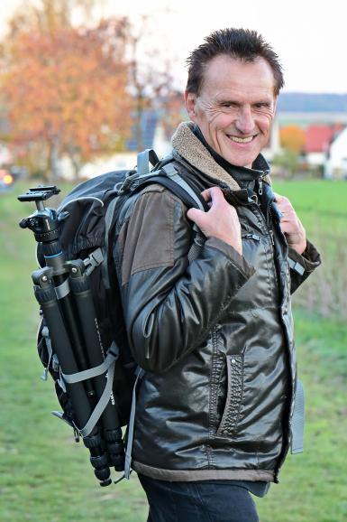 """""""Obwohl der Rucksackinhalt mehrere Kilogramm schwer wiegt, ist der Tragekomfort des CULLMANN ULTRALIGHT 2in1 ausgezeichnet"""", so Uwe Schmidt."""